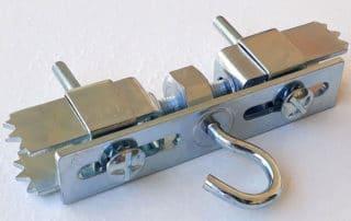 FIXALUSTRE - Montage crochet de suspension